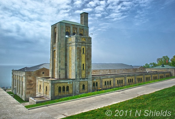 © 2011 NShields RC Harris Pump House Exterior